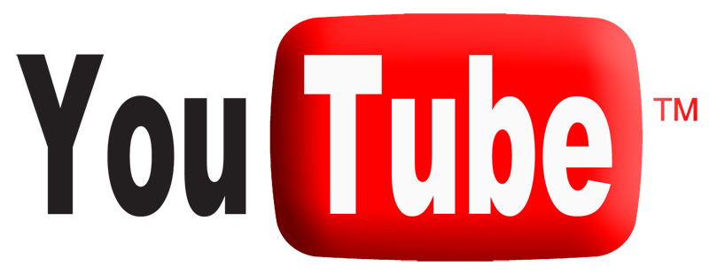 you tube logo an link