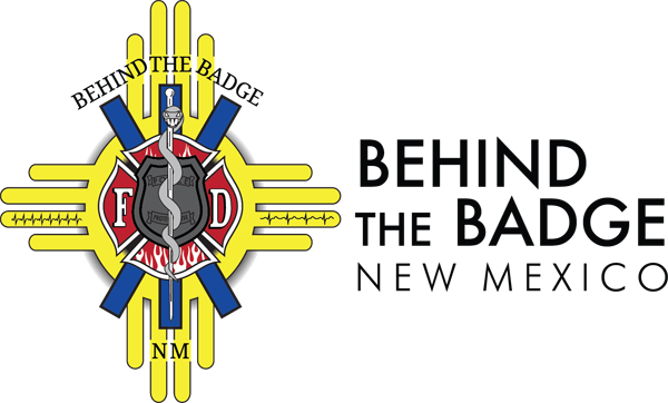 behind the badge program new mexico logo